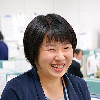 作業療法学科 植田 伊津子