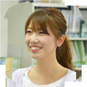 作業療法学科 古屋 亜由美